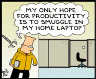 Dilbert BYOD